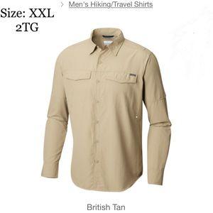 Columbia Kestrel Trail Shirt - Men's